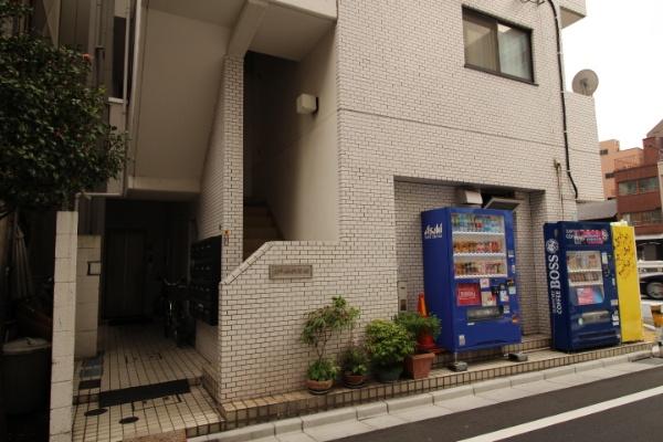 メゾーネ中目黒_2