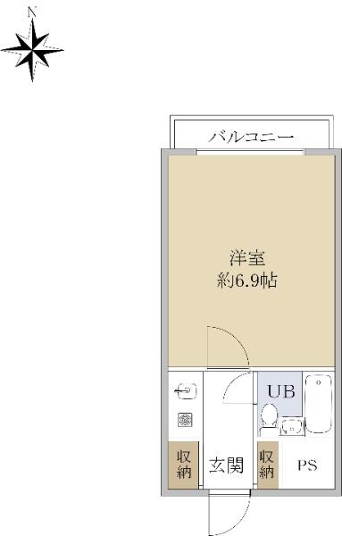 パレ・ドール文京第二_6