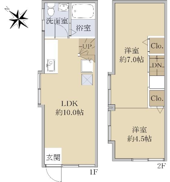 台東区竜泉3丁目戸建_6