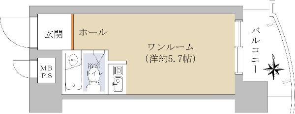 朝日プラザ高瀬川_6