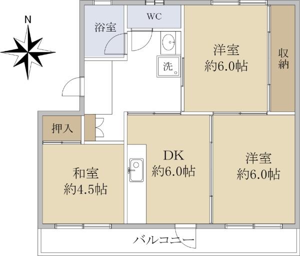 六浦台団地7号棟_6