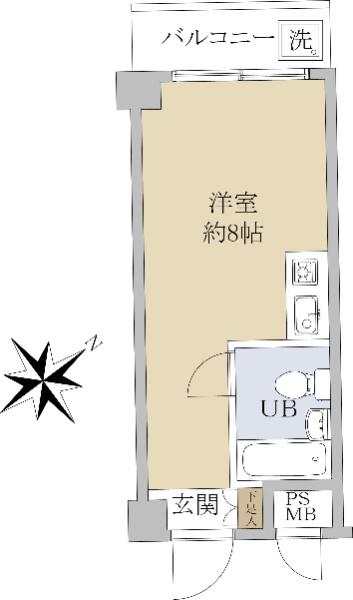 日神パレス新大塚_6