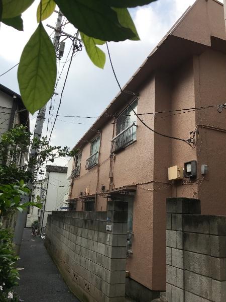 新宿区北新宿二丁目一棟アパート_5