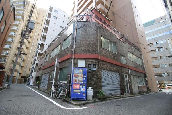 千代田区飯田橋2丁目一棟ビル:23180万円