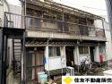 東住吉区公園南矢田3丁目文化住宅
