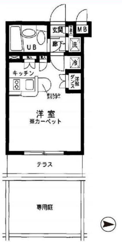 ワコーレ綾瀬_6