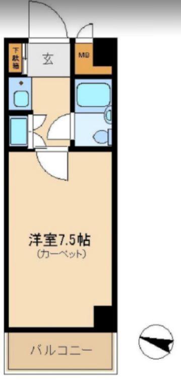 グローリア初穂新小岩_6
